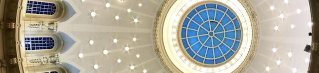 Chapel Dome Interior