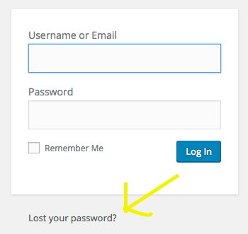 lost-your-password